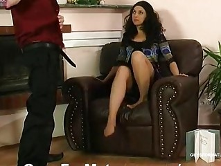 Hot mature MILF drilled